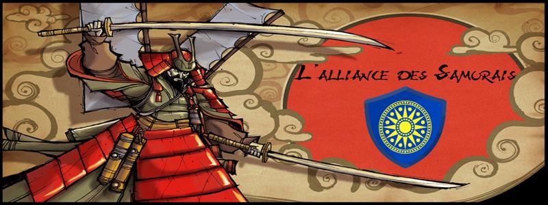L'Alliance des Samuraïs Forum Index