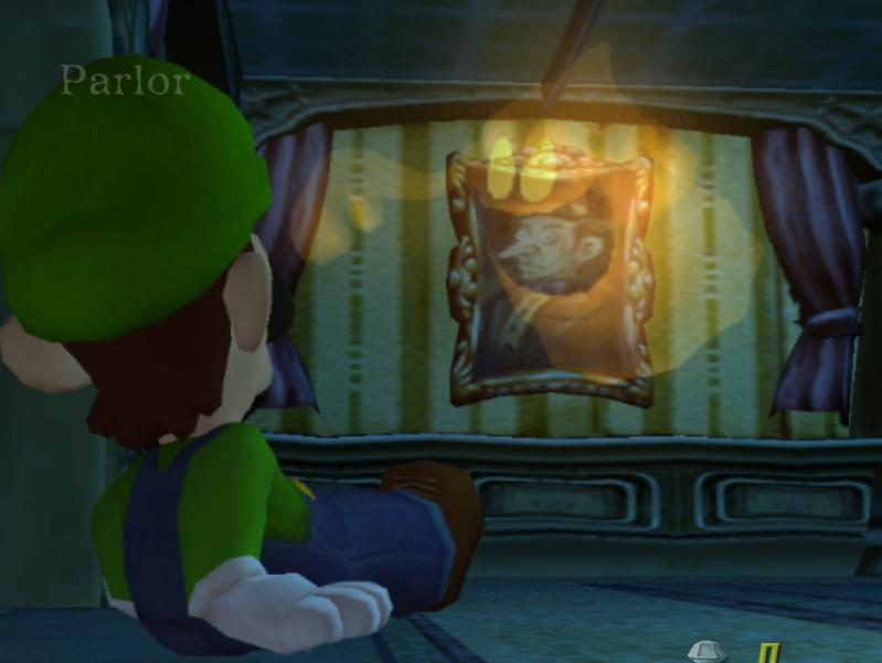 Luigi?s Mansion [Gamecube]