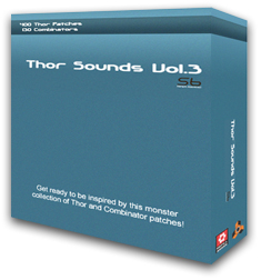 SB Thor Refills Sounds Vol.3, refills samples audio, Vol.3, ThoR, Sounds, SB, Refills