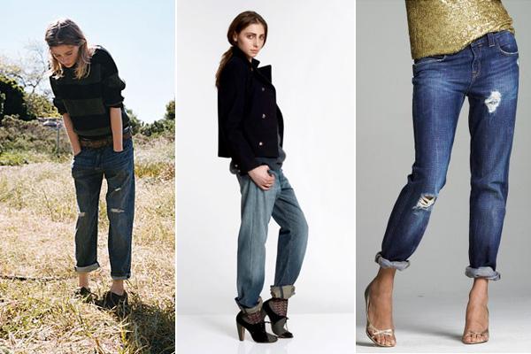 Le BOYFRIEND jeans. Rolledjeans-b5ff87