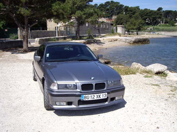 [BMW 318 is E36] Montage d'un collecteur inox 318is1-3d77e3